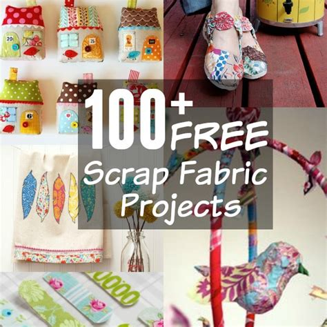 100 scrap fabric projects round up the sewing loft