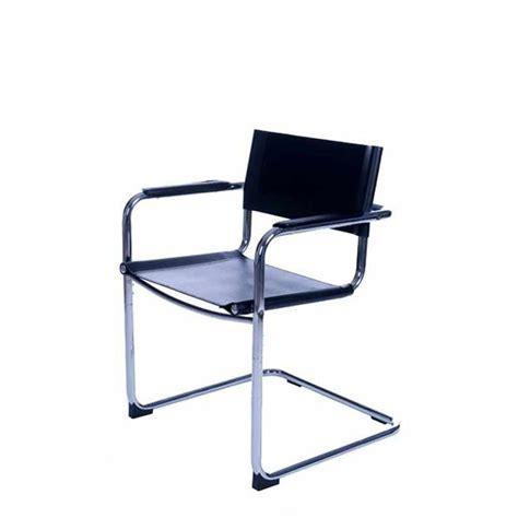 """Chaise De Bureau """"design"""" Noire"""