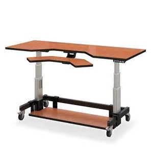 Adjustable Standing Desk Stand