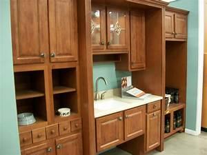 Filekitchen cabinet display in 2009jpg wikipedia for Kitchen cabinets photos