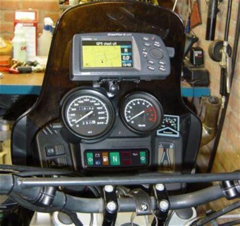 bmw gs rgs gps mount rgs migsel bike parts