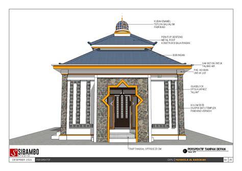 gambar rumah minimalis ukuran  contoh denah rumah
