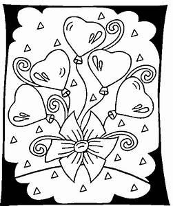 Dessin Saint Valentin : coloriage saint valentin ~ Melissatoandfro.com Idées de Décoration