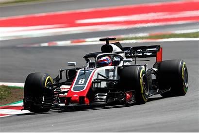 Grosjean Crash Romain Prix Grand Cnews