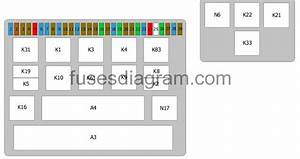 Fuse Box Diagram Bmw 5 E34