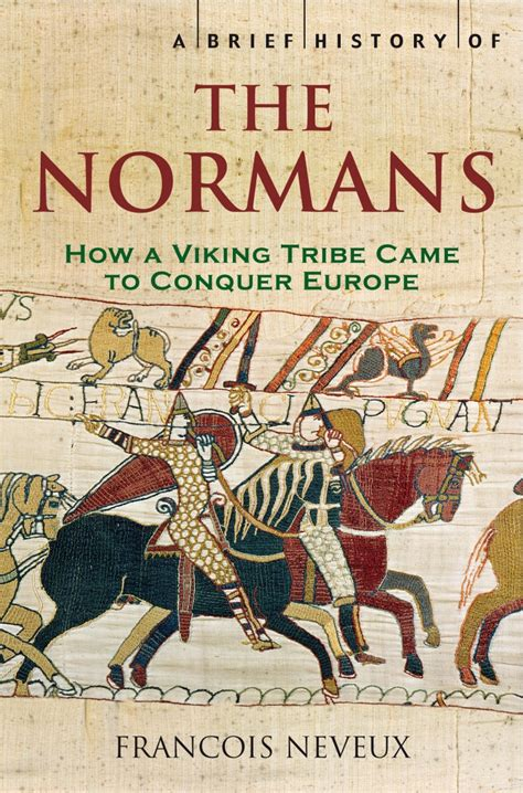A Brief History Of The Normans  Children's Books Wiki  Your Guide To Children's Books