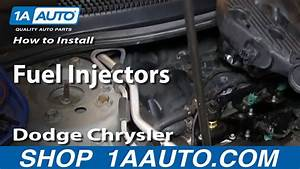 Diagram For The Injectors