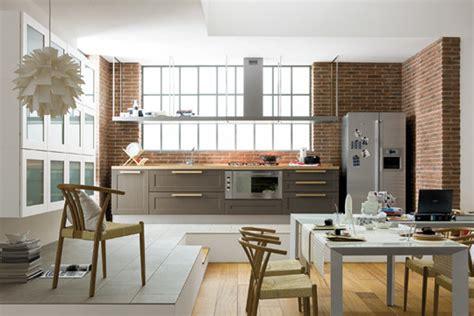 image cuisine ouverte sur salon idee decoration cuisine ouverte