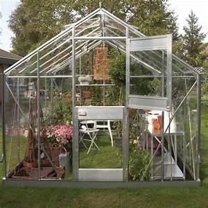 Serre De Jardin Compact Plus Polycarbonate 99 M