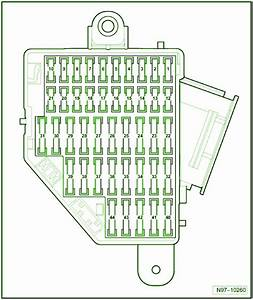 2008 Vw Passat 2 0t Front Fuse Box Diagram  U2013 Circuit
