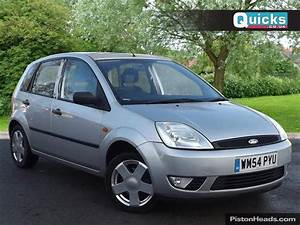 Used 2005 Ford Fiesta 1 4 Zetec 5dr For Sale In