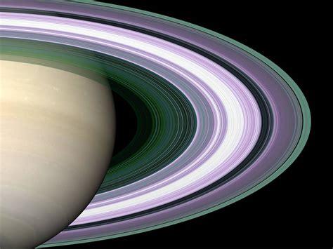 Kinderfragen: Aus was bestehen die Ringe vom Saturn ...