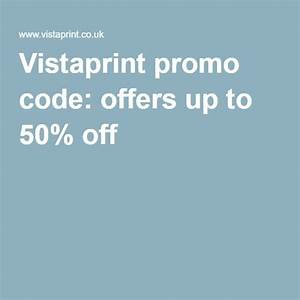 Vistaprint promo code offers up to 50 off awesome for Vistaprint business cards promo code
