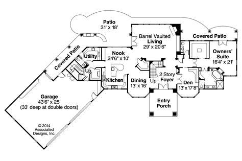 Mediterranean House Floor Plans by Mediterranean House Plans Jacksonville 30 563