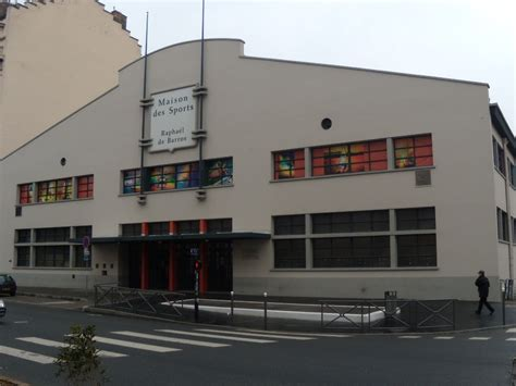 panoramio photo of maison des sports