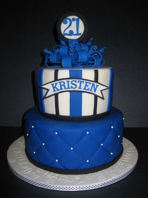 kristens st birthday cake
