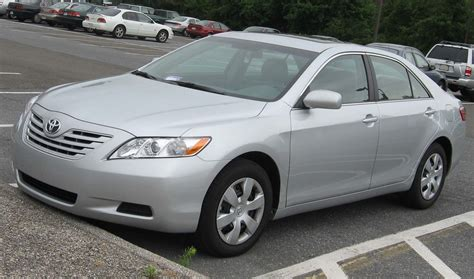 Toyota 2007 Camry file 2007 toyota camry le jpg