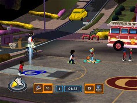 backyard basketball kids   basketball video game