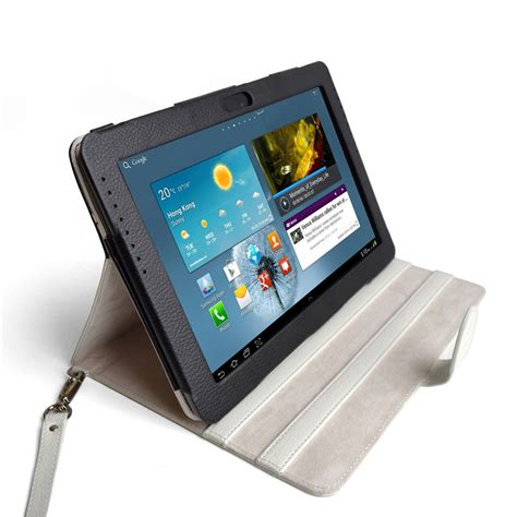 heden protection family pour samsung galaxy tab ii 10 1 quot blanche accessoires tablette heden