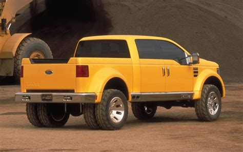Ford F150 Tonka   reviews, prices, ratings with various photos