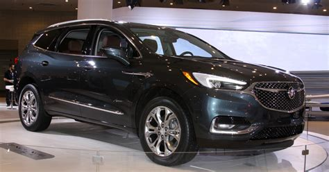 Best Deals On Buick Enclave by 2018 Buick Enclave News Specs Pictures Performance