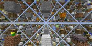 SkyGrid Survival Map Updated For 15 Minecraft Project