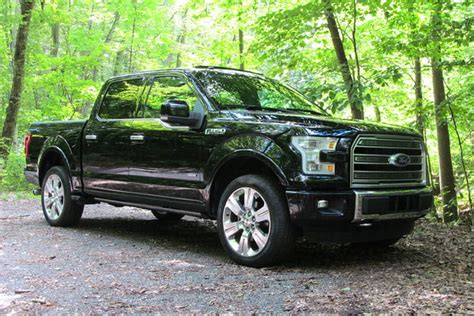 2016 Ford F-150 Limited Review