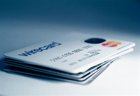 Wirecard Liefert Amex, Ideal, Mastercard Und Visa