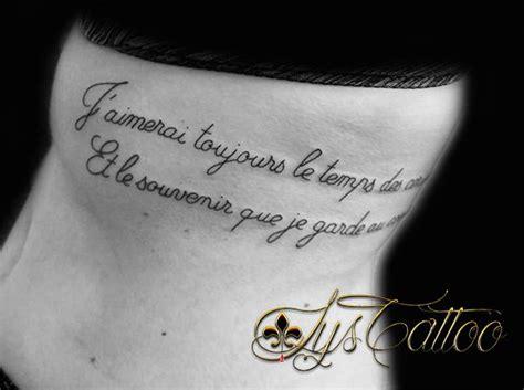 Tatouage Sur Les Côtes Femme, Fille, Girl Tattoo, Lettrage