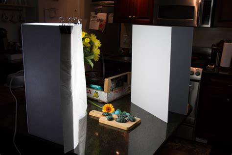 foam board light box diy lowel ego light box the su chef