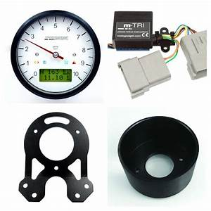 Motorgadget Gauge Kit Triumph Bonneville  Thruxton And
