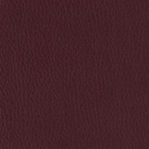 Flannel-Backed Faux Leather Deluxe Burgundy - Discount