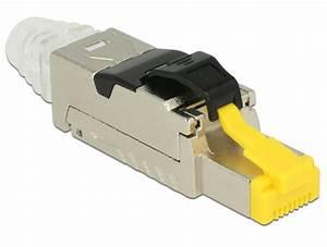 Delock Products 86285 Delock Rj45 Plug Field Assembly Cat