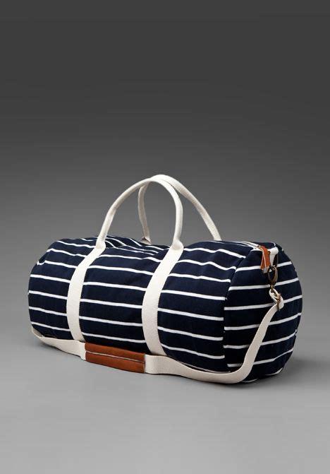 Brandy Melville Duffle Bag Navy
