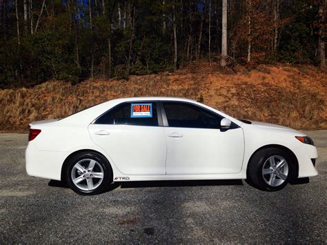 2012 Toyota Camry Se Sport Limited Edition For Sale