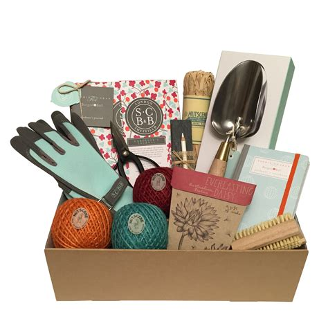 gardening gift box the potting shed garden tools