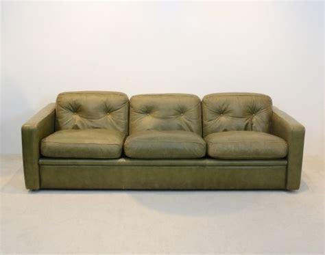 Poltrona Frau 'chester One' Chesterfield Sofa By Renzo