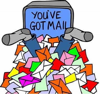 Mail Got Lots Ve Youve Biz