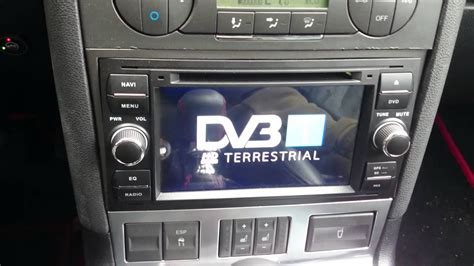mondeo mk st multimedia car radio android youtube