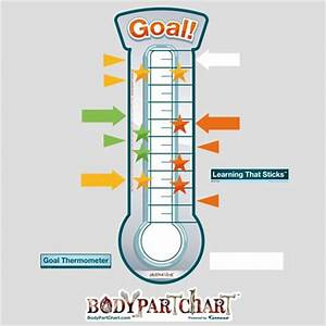 Pin Goal Setting Thermometer Clip Art Graphics on Pinterest