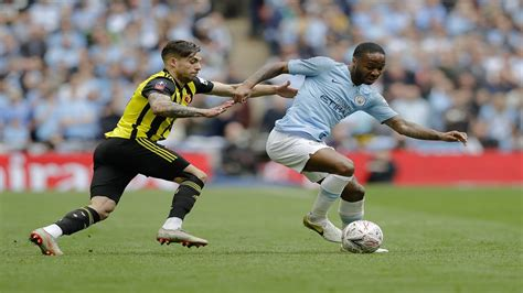 Man City complete sweep of English trophies with FA Cup ...