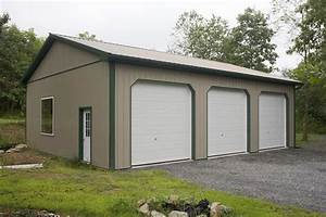 residential pole buildings in hegins pa timberline With 40x40 shed