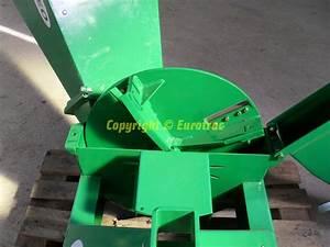 Couteau Broyeur Vegetaux : broyeurs de branches eco 16 bx 42 eurotrac france ~ Premium-room.com Idées de Décoration
