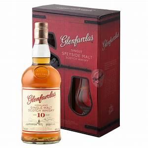 Coffret Whisky Avec Verre : coffret glenfarclas 10 ans 70 cl 40 1 verre ~ Teatrodelosmanantiales.com Idées de Décoration