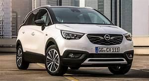 Opel Crossland 2018 : 2017 opel crossland x conti talk ~ Medecine-chirurgie-esthetiques.com Avis de Voitures