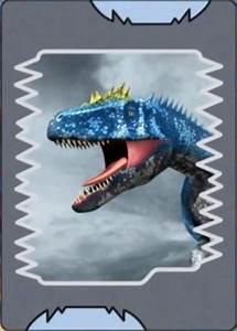 Images Of Dinosaur King Allosaurus Card Summer