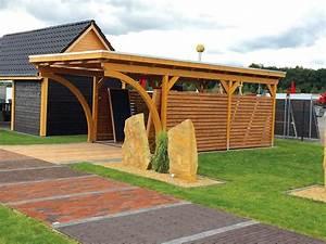 Design Carport Holz : carport aus holz haus und design ~ Sanjose-hotels-ca.com Haus und Dekorationen