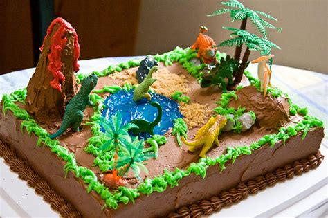jurassic park cake topper amazing dinosaur birthday cake best birthday cakes