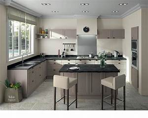 Pose De Cuisine : pose de cuisine conforama pure moringa ~ Melissatoandfro.com Idées de Décoration