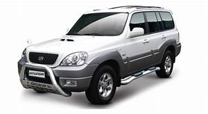 Hyundai Terracan Pdf Workshop And Repair Manuals